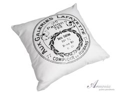 Romantic Poduszka Lafayette Biała