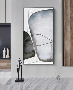 Abstract Biomorphic Geometric Wall Art Modern Rustic Gray Black Brown Beige Home Decor Canvas Prints Modern Office Home Interior Wall Art Decor - Modern Decoration Kunst Picasso, Picasso Art, Geometric Wall Art, Abstract Wall Art, Modern Wall Art, Contemporary Art, Urbane Kunst, Office Wall Art, Office Prints