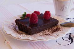 Schokoladen Tarte
