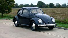 1952 Volkswagen Split-Window Beetle