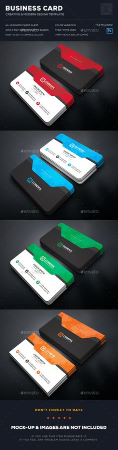 Soft Corporate Business Card Template PSD. Download here: http://graphicriver.net/item/soft-corporate-business-card/16565074?ref=ksioks