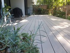 Expression Landscaping loves all things timber! Find out about decking options such as timber and eko or enquire about bench seating! Composite Decking, Sidewalk, Landscape, Plants, Home, Design, Scenery, Composite Cladding, Side Walkway