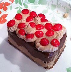 Red Hot Cinnamon Chocolate Fudge Homemade 1/2 by BlackWillowSoaps, $9.50