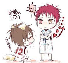 #akafuri #akashi #furihata #kuroko no basket #kurobasu #knb #HQKB