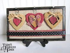 Valentines craft #Valentines #heart