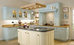 Kitchens & Wardrobes At CFF Hannon Kitchens Design Studio ...