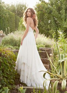 Bridal Gowns, Wedding Dresses by Jim Hjelm Blush - Style 1350
