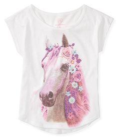 P.S. From Aeropostale Girls Sparkle Horse Tee Shirt 8 Bleach p.s. from aeropostale http://www.amazon.com/dp/B00UJIBO62/ref=cm_sw_r_pi_dp_m2qcvb0MJX1W5