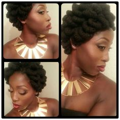 this style is the business! | locs