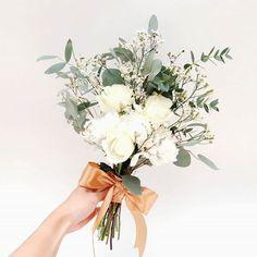 Wedding Handbouquet by Florash - 004