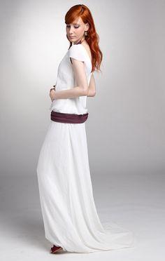 http://www.alquiler.com/hogar Vestido Novia Formentera. Alquila tu vestido.   2/3 de mi Kloset