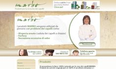 Marbo Italy - web page