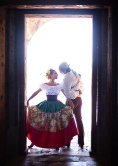 LEYENDA ballet folklorico from Riverside California with this romantic image from Puebla Mexico. www.leyendadc.com