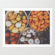 Harvest Art Print - $20.00