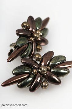 Design: Jaroslava Růžičková using Chilli Beads