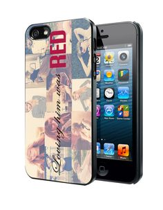 Loving Him Was RED Taylor Swift Samsung Galaxy S3/ S4 case, iPhone 4/4S / 5/ 5s/ 5c case, iPod Touch 4 / 5 case