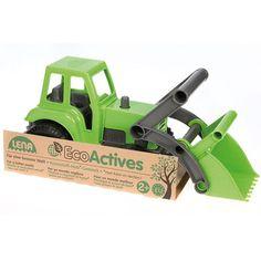 Madame Coquette: tipy na dárky k 1. narozeninám Wooden Toys, Natural Wood, Tractor, Sandbox, Shovel, Kids Hands, Children Toys, Steel, Vehicles