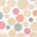 Echo Park Paper Co Love Notes Doily Natural [AF-5882-T] - $10.45 : Pink Chalk Fabrics is your online source for modern quilting cottons and sewing patterns., Cloth, Pattern + Tool for Modern Sewists