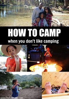 Why Camping Makes the Ultimate Family Vacation Camping Supply List, Used Camping Gear, Camping With A Baby, Family Camping, Go Camping, Travel With Kids, Camping Hacks, Family Travel, Camping Ideas