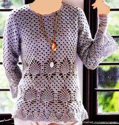Crochetemoda: Abril 2015