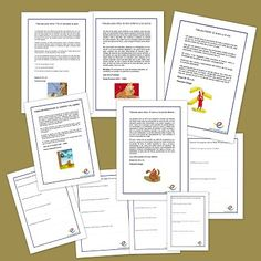 Comprensión lectora. Fábulas y leyendas para trabajar la comprensión de textos Spanish Teacher, Spanish Classroom, Teaching Spanish, Teaching Resources, Teacher Sites, Teacher Tools, Best Teacher, Spanish Lesson Plans, Spanish Lessons