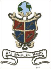 The GhostWalkers emblem    Nox noctis est nostri--The night is ours.
