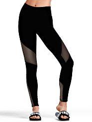 Ultimate Yoga Legging - PINK - Victoria's Secret