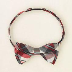 boy - accessories - plaid bow tie   Children's Clothing   Kids Clothes   The Children's Place