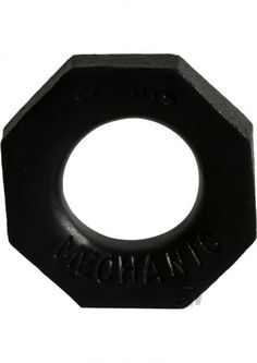 Mechanic Cockring Bl