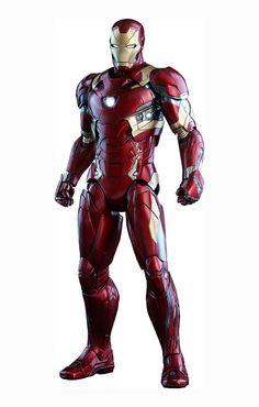 Captain+America+Civil+War+figurine+Movie+Masterpiece+Diecast+1/6+Iron+Man+Mark+XLVI+Hot+Toys
