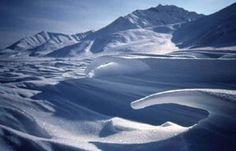 Alaska's Gates of the Arctic National Park, winter