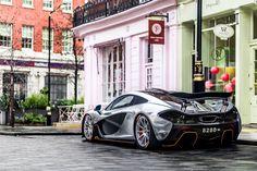 #McLaren #P1