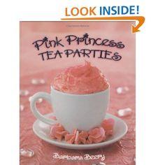 Amazon.com: Pink Princess Tea Parties (9781423604167): Barbara Beery: Books