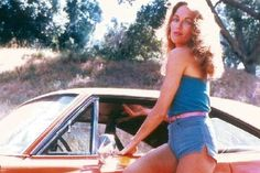 Daisy Duke from the Duke of Hazards