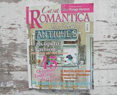 Shabby french for me: ~ Thank you ~ Casa Romantica Shabby Chic Magazine ~