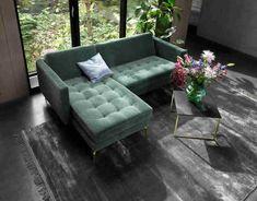 BoConcept presenta la versión del sofá Osaka con un nuevo Chaise Lounge