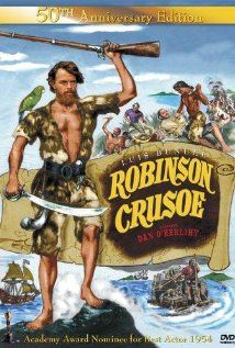 Directed by Luis Buñuel. With Dan O'Herlihy, Jaime Fernández, Felipe de Alba, Chel López. The classic story of Robinson Crusoe, a man who is dragged to a desert island after a shipwreck Robinson Crusoe, John Laurie, Bobby Driscoll, Luis Bunuel, Daniel Defoe, Adventure Movies, Drama Film, About Time Movie, Treasure Island