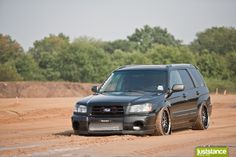 STi Swapped Forrester