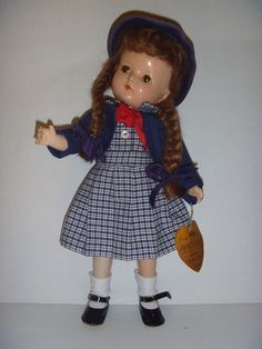 Composition Doll Effanbee Patsy Patricia Anne