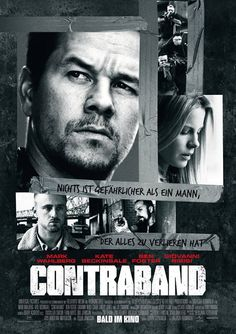 Poster zum Film: Contraband
