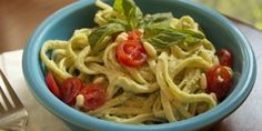 Avocado Cream Pasta | Recipes | Food | Living | PETA
