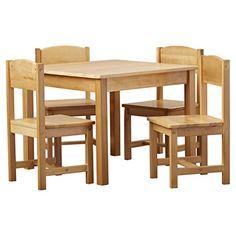 KidKraft Farmhouse Kids 5 Piece Table and Chair Set, Kids... https://www.amazon.com/dp/B01CMJFFSI/ref=cm_sw_r_pi_dp_x_Qn9kybG3D51M6