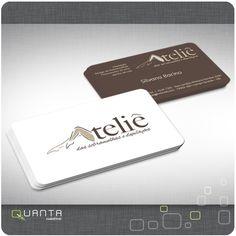 Cartão de visita - Ateliê