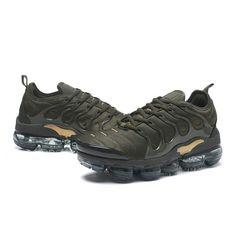 27cd27d3feae3 Nike Air VaporMax Plus Cargo Khaki Sneakers 924453-300