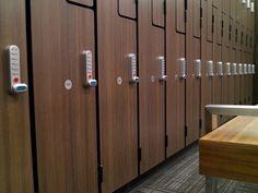 Hive Lifespan's spa inspired locker rooms