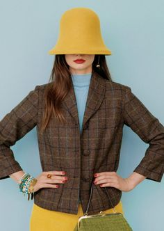 Andy Spade, Preppy Fall, Embroidery Shop, Jeweled Sandals, Swing Coats, Fall Looks, Color Blocking, Fall Outfits, What To Wear