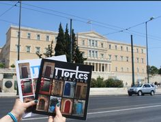 Portes at Syntagma! Broadway Shows, Street View, Good Things, Magazine, Doors, Travel, Puertas, Viajes, Magazines