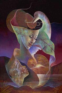 African+American+Love+Art | ... Black Art Work and African American Fine Art Prints | Grandpas Art