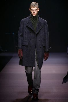 Ermenegildo Zegna - Men Fashion Fall Winter - Shows - Vogue.