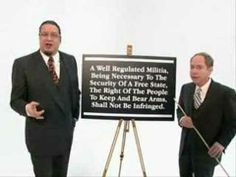 BOOM: Penn & Teller's Awesome Explanation of the Second Amendment! (VIDEO)